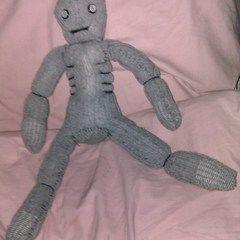 Sock Skeletons