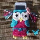 Owl I Pod Cozy