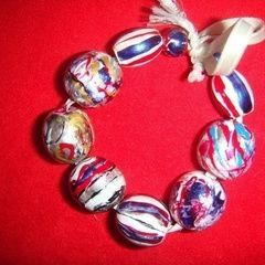 Giving Life To Old,Boring Bracelets ;)
