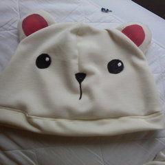 Polar Happy Cap