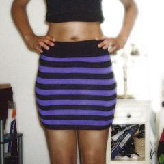 Sweater To Skirt