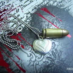 Bullet For My Valentine Necklace