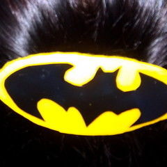 Batman Hairclip