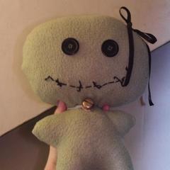 Plush Chibi Zombie