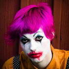Clown Outfit And Make Up
