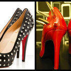 Diy Spiked/Studded Heels