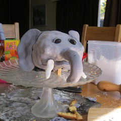 The Elephant Cake