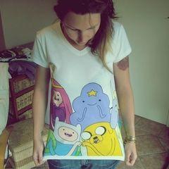 Adventure Time Tee