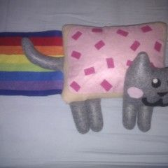 Nyan Cat Plush