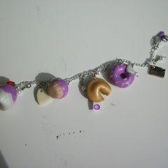 Kawaii/Lolita Clay Charm Bracelet