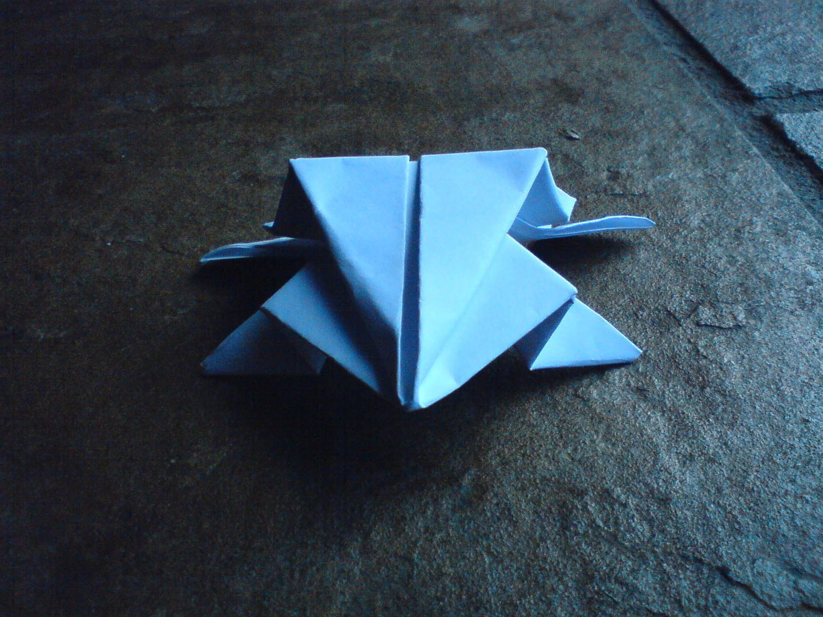 Order a paper frog origami