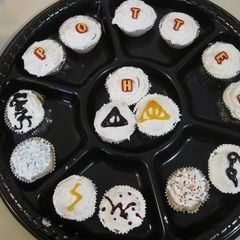 Potter Cakes!