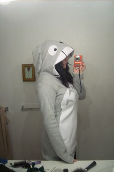 .  Make an animal costume by sewing and needleworking Inspired by anime & manga, my neighbor totoro, and creatures. Version posted by Heather. Difficulty: 3/5. Cost: 3/5.