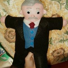 Feeny Puppet