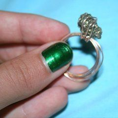 Rock+Wire Ring