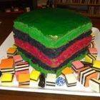 Liquorice Cake!