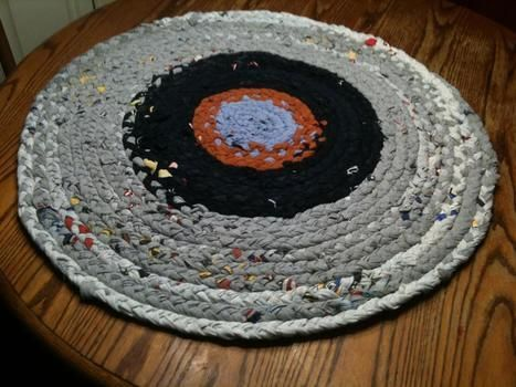 .  Make a rag rug Version posted by Sister Walker. Difficulty: Simple. Cost: Cheap.