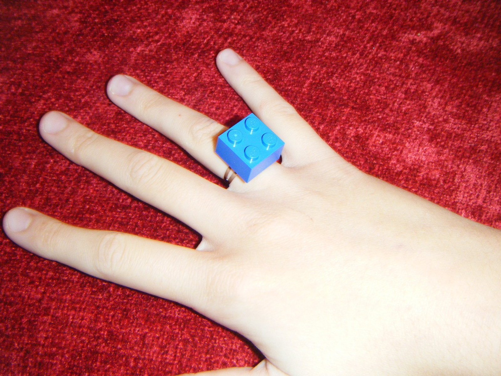Lego Brick Ring 183 How To Make A Lego Ring 183 How To By Erical