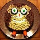 Hoot! Hoot! ~ Owl Cake
