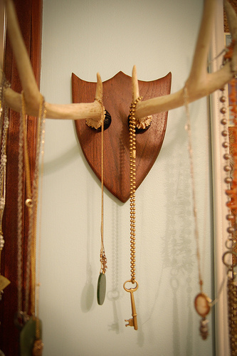 Diy Deer Antler Necklace Rack 183 How To Make A Taxidermy