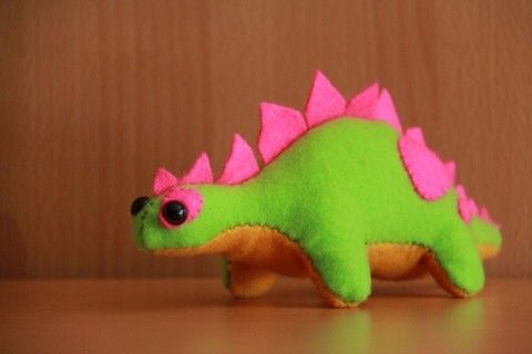 .  Make a stegosaurus plushie in under 150 minutes by sewing Inspired by creatures. Version posted by chela a. Difficulty: Simple. Cost: Cheap.
