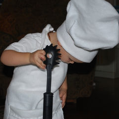 Tiny Chef Outfit