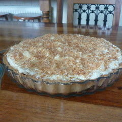 Banana Pudding Pie · How To Bake A Banana Pie · Baking on Cut Out ...