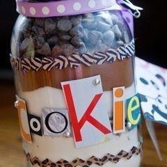 Punk Rock Cookie Jar