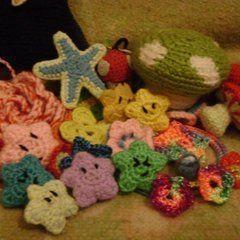 Random Crochet Cuteness