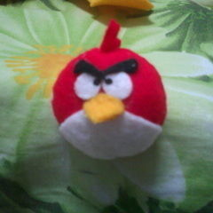How To Sew Angry Birds :)