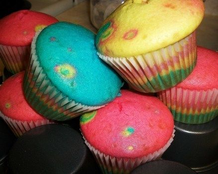 .  Bake a rainbow cake in under 120 minutes by baking and decorating food Version posted by Lyndsay H. Difficulty: Simple. Cost: Cheap.