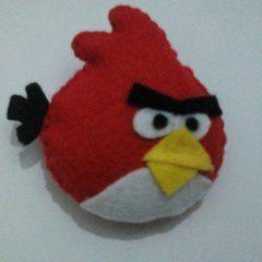 Angry Bird Felt Doll