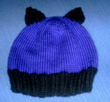 Sailor Moon  .  Make an animal hat in under 50 minutes by yarncrafting and knitting with yarn. Inspired by sailor moon. Creation posted by Essence. Difficulty: Easy. Cost: Absolutley free.