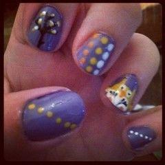 Owl Nails :)