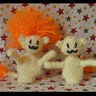 Lion Finger Puppets