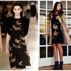 Diy Miu Miu Sequin Bird Dress