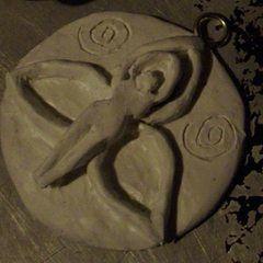 Triquetra Protection Goddess Wall Decor