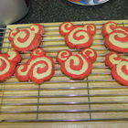 Mickey Mouse Peppermint Swirls