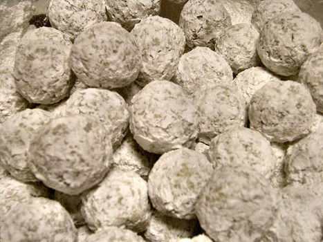Four economical ingredients result in rich, smooth, traditional rum balls. .  Free tutorial with pictures on how to bake a batch of rum balls in under 120 minutes using ingredients. Inspired by christmas, cake, and chocolate. Recipe posted by Vermin Jerky. Difficulty: Simple. Cost: Cheap. Steps: 4