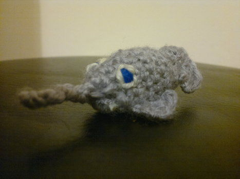 Narwhals, narwhals, swimming in the ocean, causing a commotion, CAUSE THEY ARE SO AWESOME! .  Free tutorial with pictures on how to make a narwhal plushie in under 60 minutes by crocheting and amigurumi with yarn, crochet hook, and yarn needle. Inspired by kawaii and sealife. How To posted by HotPinkCrayola. Difficulty: Simple. Cost: Absolutley free. Steps: 3