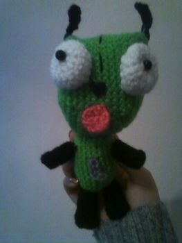 """""""Burritos!"""" .  Free tutorial with pictures on how to make a food plushie in under 180 minutes by crocheting with yarn, yarn, and yarn. Inspired by invader zim, domo kun, and domo kun. How To posted by Emma P. Difficulty: 3/5. Cost: 3/5. Steps: 9"""