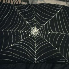 Spider Web Pillow Case
