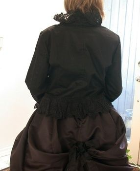 .  Make a costume skirt by embellishing and sewing Inspired by halloween, gothic, and costumes & cosplay. Version posted by Regina R. Difficulty: Simple. Cost: 3/5.