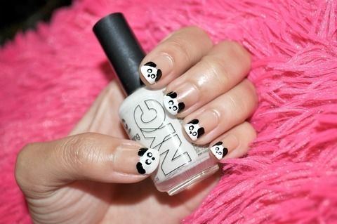 .  Paint an animal nail in under 15 minutes by nail painting and nail painting Inspired by pandas and pandas. Version posted by kristine grace c. Difficulty: Easy. Cost: No cost.