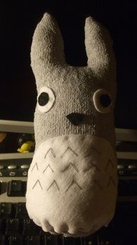.  Make a bear plushie in under 120 minutes by sewing Inspired by anime & manga, my neighbor totoro, and my neighbor totoro. Version posted by Lima. Difficulty: Easy. Cost: Absolutley free.