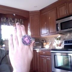 P P P Poker Chip Ring!