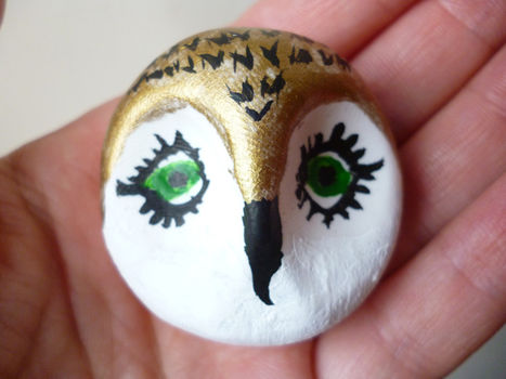 .  Make a wooden brooch in under 40 minutes by molding and decorating Inspired by creatures, bowling, and owls. Version posted by Suki F. Difficulty: Simple. Cost: Cheap.