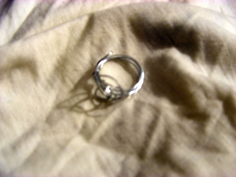 Do It Yourself Jewelry: Do It Yourself Ring Base · A Wire Ring · Jewelry Making