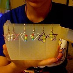 Starry Earrings