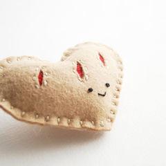 Heart Felt Pastry Plush